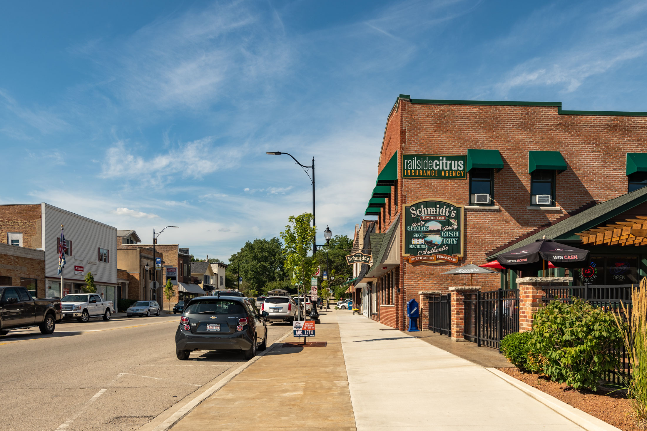 Downtown Elburn - Laura Gampfer Photography - Elburn, IL
