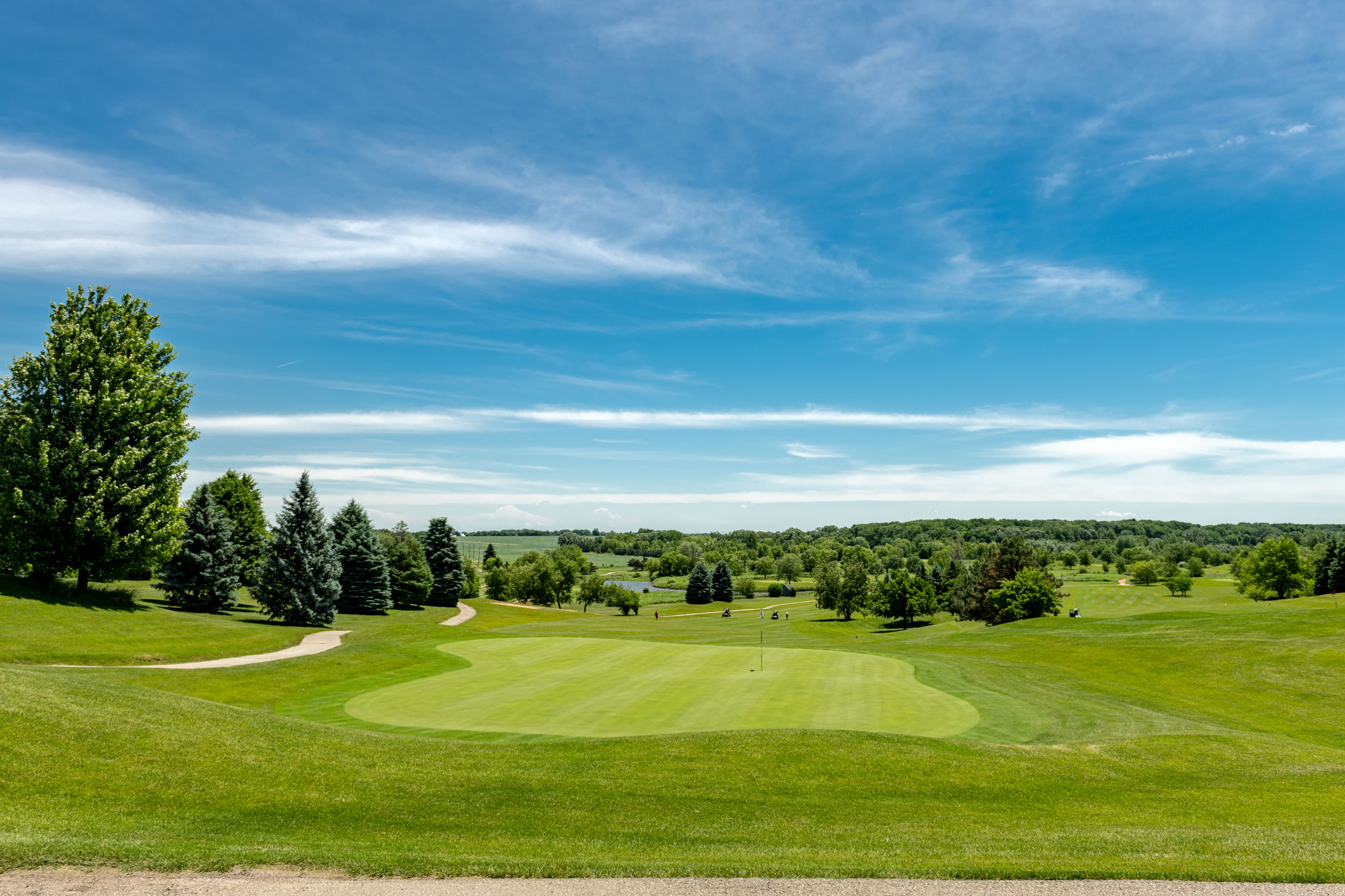 Hughes Creek Golf Course - Laura Gampfer Photography - Elburn, IL